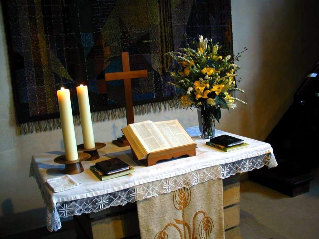 Altar House Design